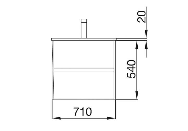 medidas mueble