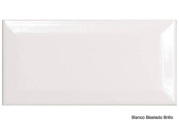 Blanco Biselado Brillo