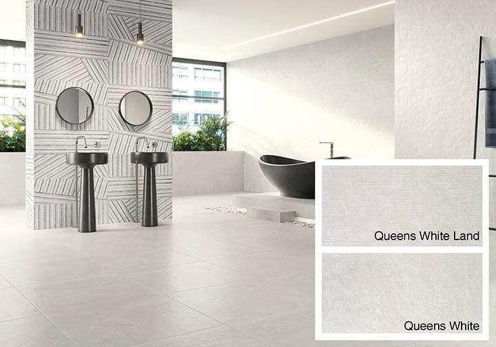 Queens White copia
