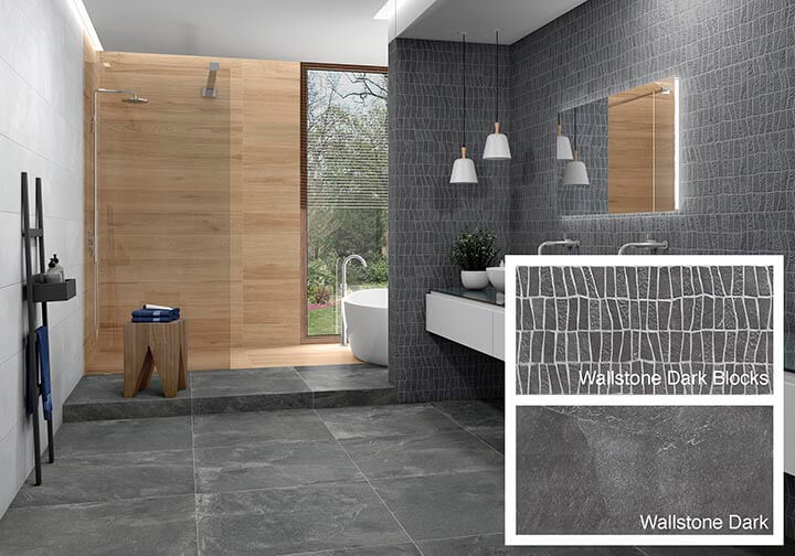 Wallstone Dark copia