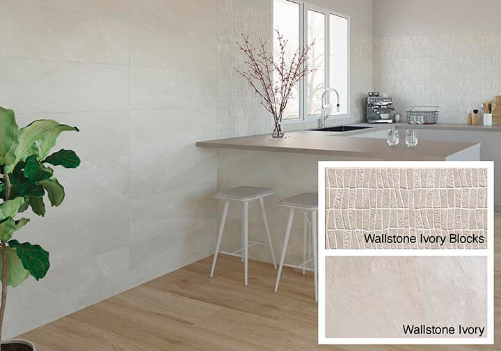 Wallstone Ivory copia