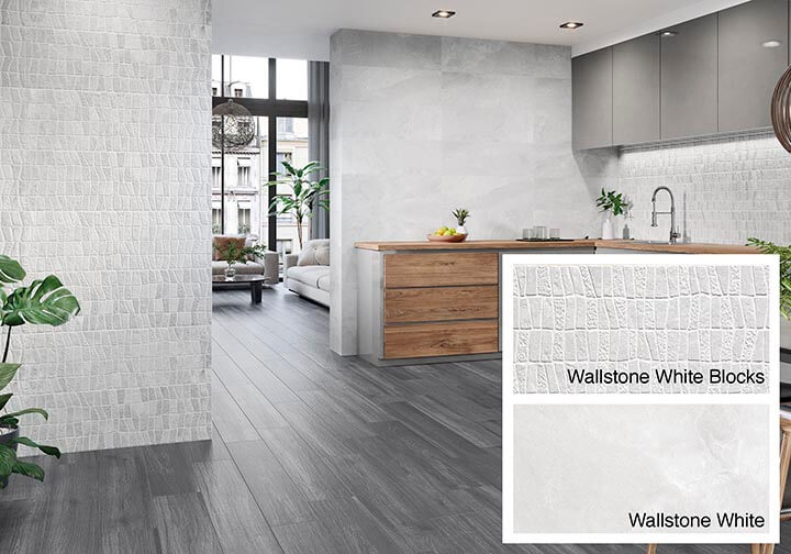 Wallstone White copia